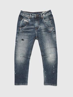 FAYZA-J-N, Medium blue - Jeans
