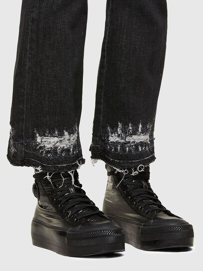 Diesel - D-Earlie 009JZ, Black/Dark grey - Jeans - Image 5