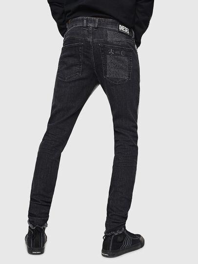 Diesel - Sleenker 082AX, Black/Dark grey - Jeans - Image 2