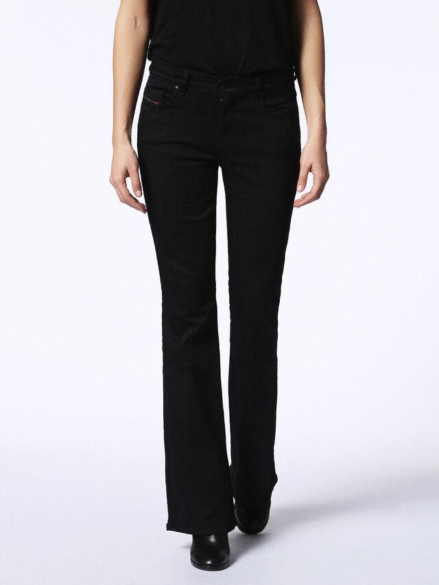 SANDY-B 0800R, Black Jeans