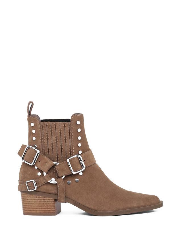 Diesel - DEIMOS, Beige - Dress Shoes - Image 1
