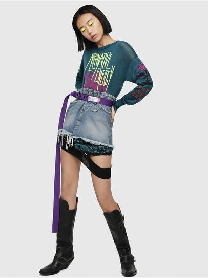 Diesel - M-LAND,  - Knitwear - Image 4