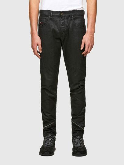 Diesel - D-Strukt 069TK, Black/Dark grey - Jeans - Image 1