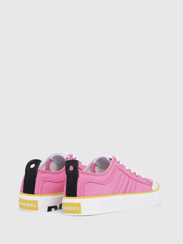 Diesel - S-ASTICO LC LOGO W, Pink - Sneakers - Image 3