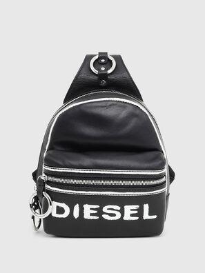 ZANE', Black/White - Backpacks
