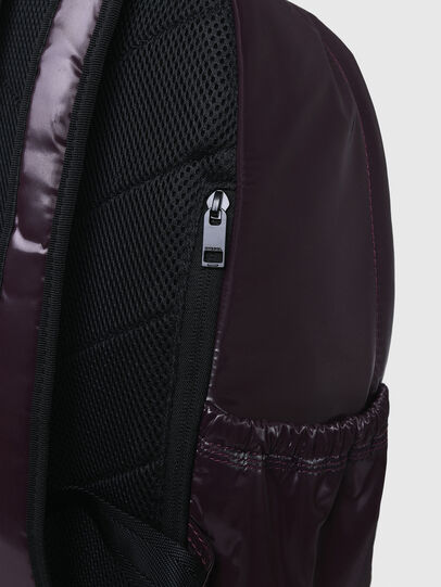 Diesel - F-BOLD BACK III, Dark Violet - Backpacks - Image 5