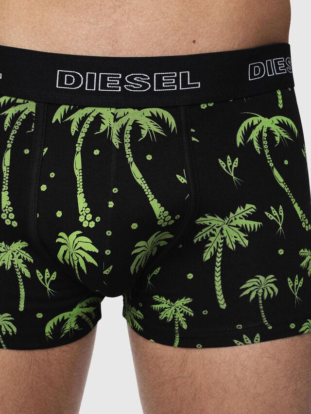 Diesel - UMBX-DAMIENTHREEPACK, Black/Green - Trunks - Image 4