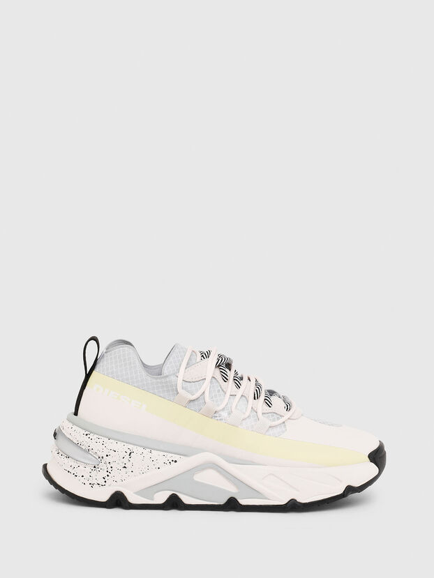 S-HERBY SB, White/Grey - Sneakers