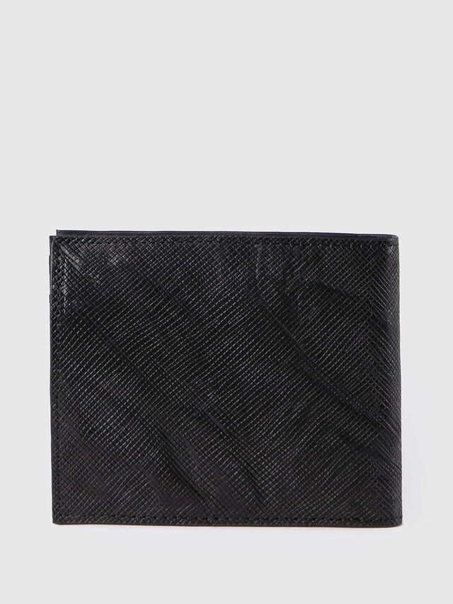 Diesel HIRESH S, Black - Small Wallets - Image 2