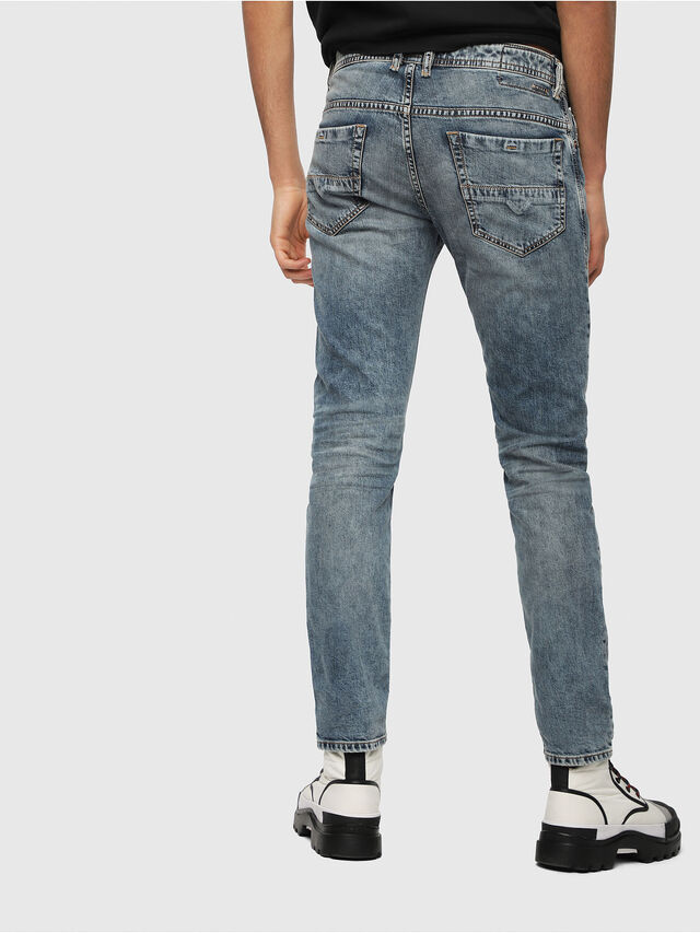 Diesel - Thommer 084UX, Medium blue - Jeans - Image 2
