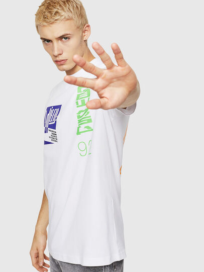 Diesel - T-JUST-Y20,  - T-Shirts - Image 4