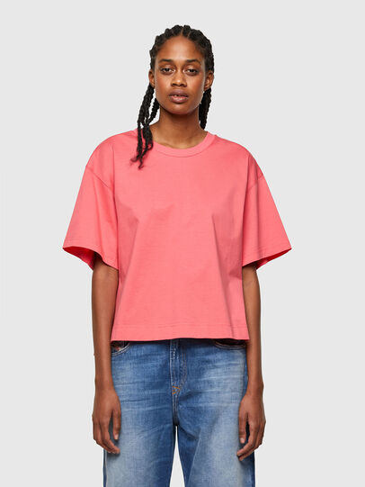 Diesel - T-BOWLY-A1, Pink - Tops - Image 1