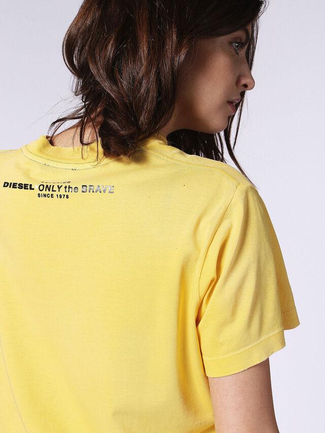 T-JOEY-FL, Yellow