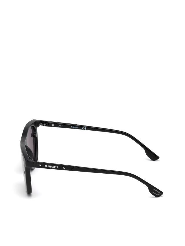 Diesel - DL0217, Black - Eyewear - Image 3