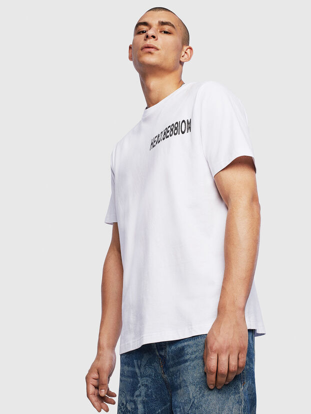 T-JUST-T10, White - T-Shirts