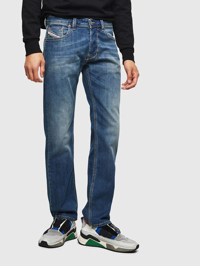 Diesel - Larkee 083AA, Medium blue - Jeans - Image 1