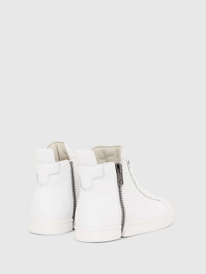 Diesel - S-NENTISH, White - Sneakers - Image 3
