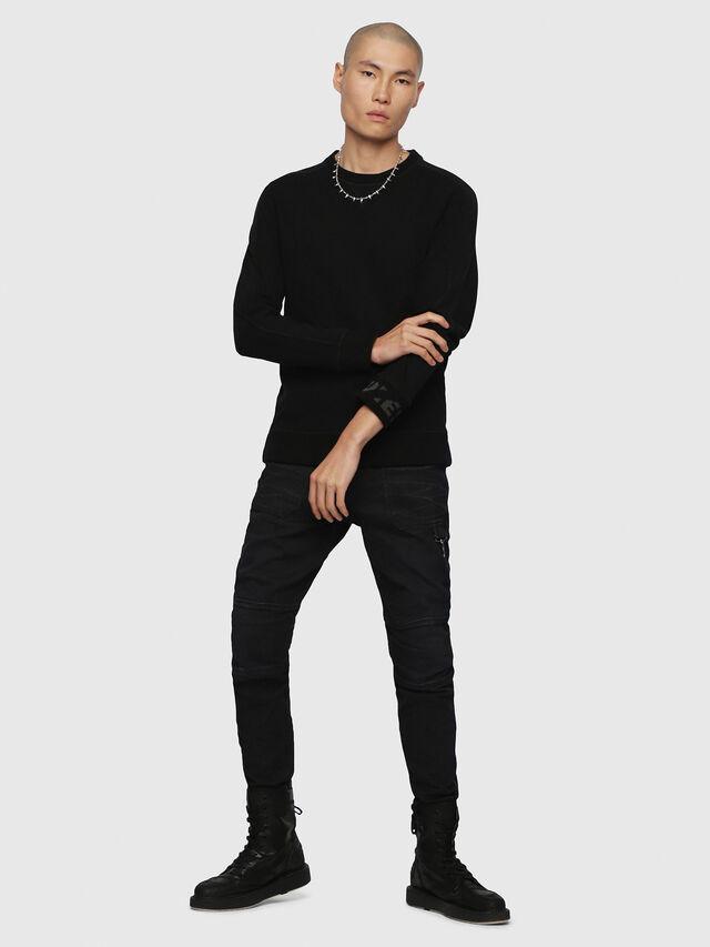 Diesel - S-TINA-J, Black - Sweaters - Image 4