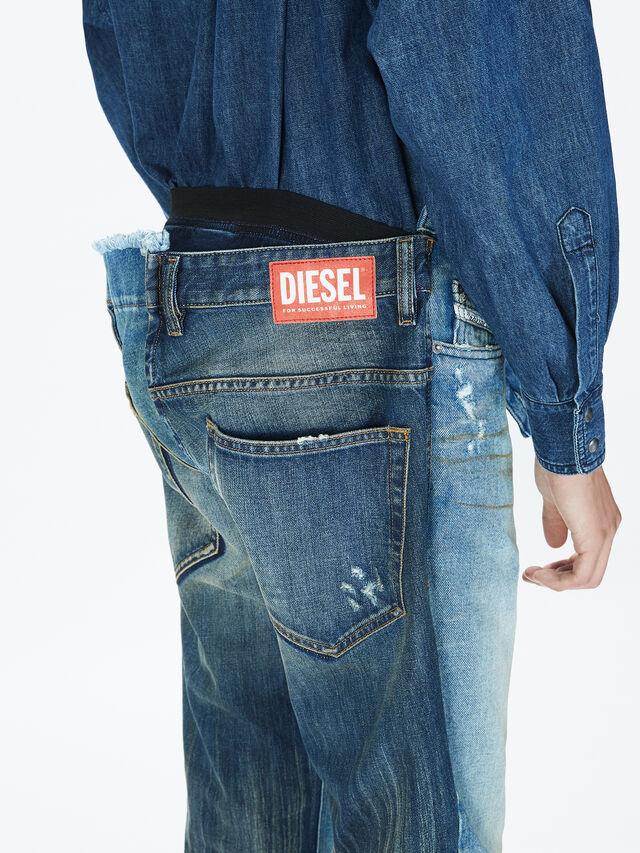 Diesel - SOPKN01, Blue Jeans - Jeans - Image 6