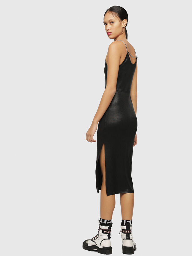 Diesel - M-FOIL, Black - Dresses - Image 2