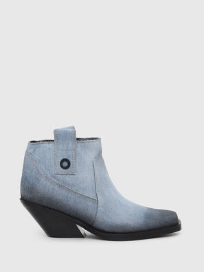 D-GIUDECCA MAB, Blue Jeans - Ankle Boots