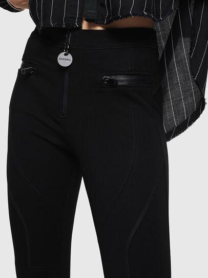 Diesel - P-AITU, Black - Pants - Image 3