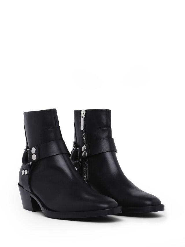 Diesel - SS19-3, Black - Dress Shoes - Image 2