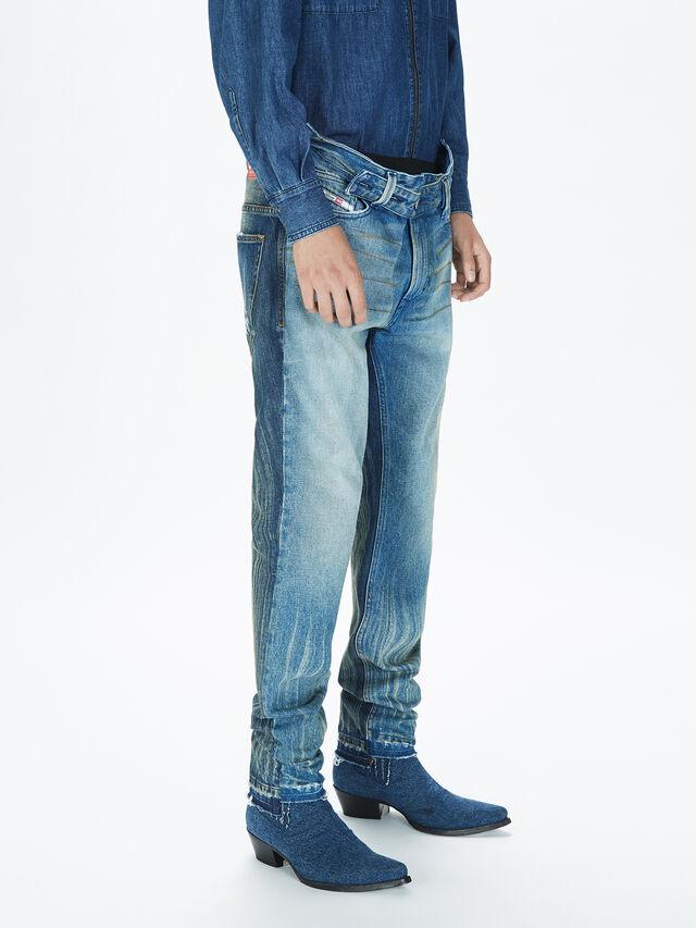 Diesel - SOPKN01, Blue Jeans - Jeans - Image 7