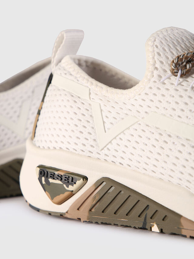 Diesel S-KBY, Beige - Sneakers - Image 5