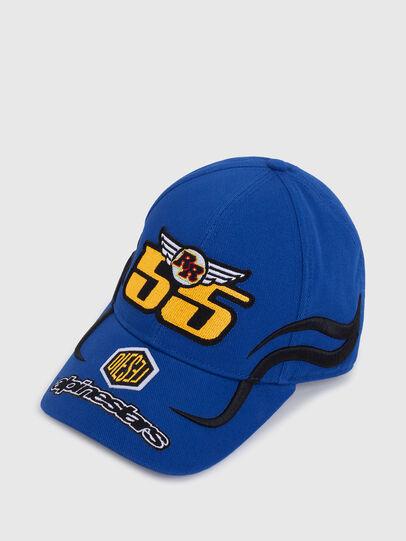 Diesel - ASTARS-CAP-B, Blue - Caps - Image 3