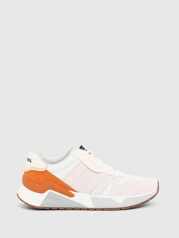 S-BRENTHA FLOW, White/Orange - Sneakers