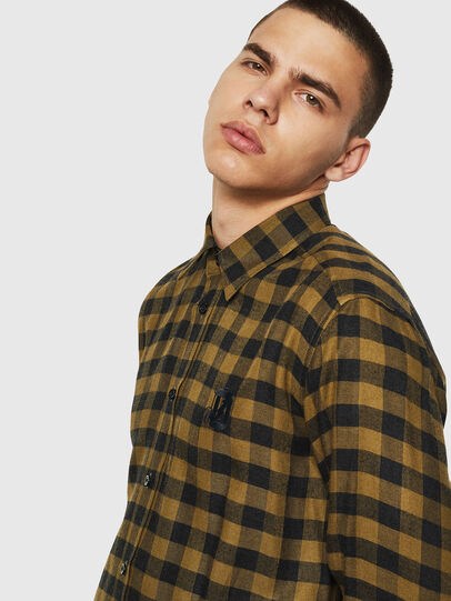 Diesel - S-VEN-CHECK,  - Shirts - Image 4
