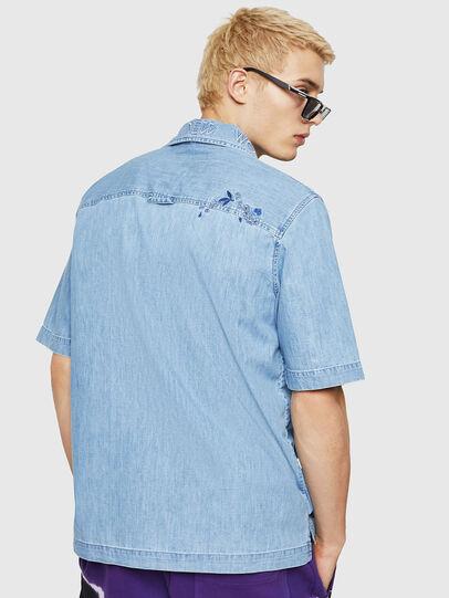 Diesel - D-RASHI,  - Denim Shirts - Image 2