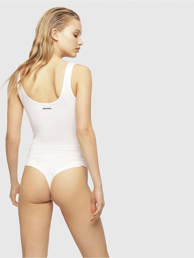 Diesel - UFTK-BODY, White - Bodysuits - Image 2