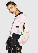 G-KINSLEE-A, Pink - Jackets