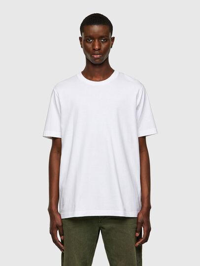 Diesel - T-JUSPOCK, White - T-Shirts - Image 1