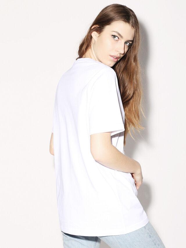 Diesel - DEIS-JUST, White - T-Shirts - Image 7