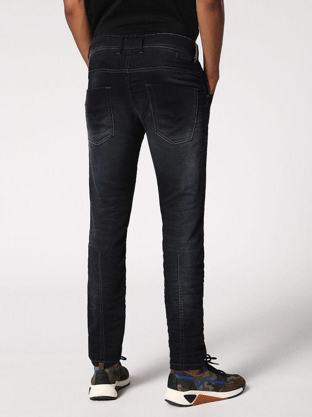 Diesel - KROOLEY JOGGJEANS 0686F, Dark Blue - Jeans - Image 2