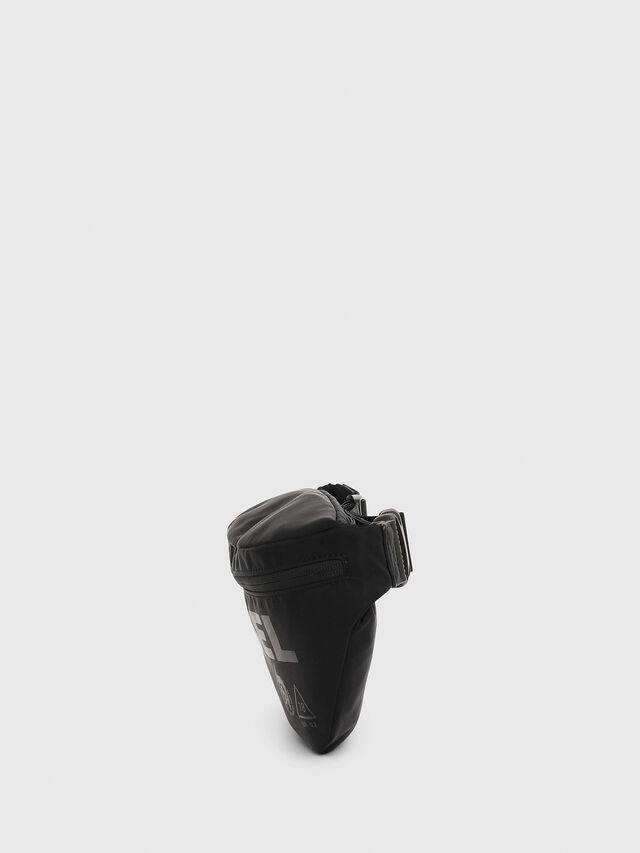 Diesel - F-SUSE BELT, Black - Crossbody Bags - Image 3