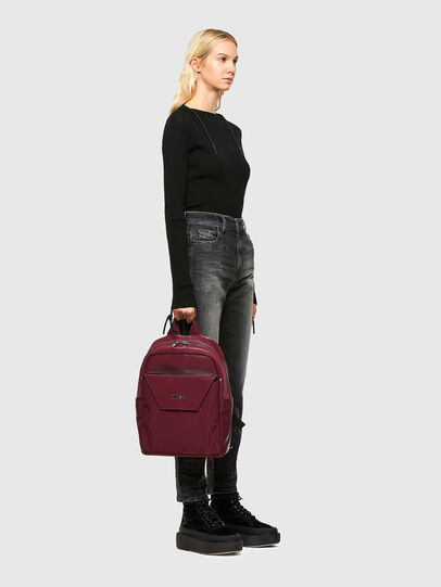 Diesel - NUCIFE F, Bordeaux - Backpacks - Image 7