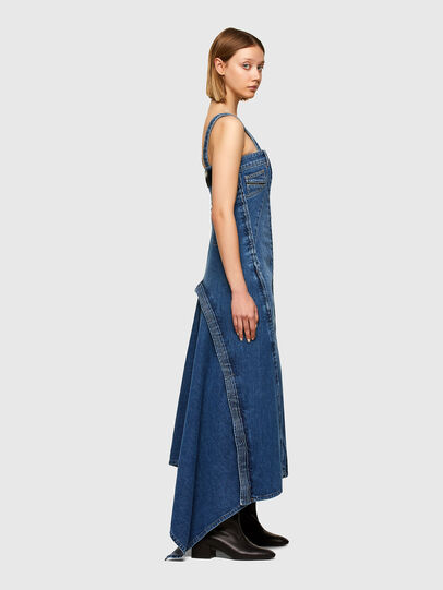 Diesel - DRINA, Medium blue - Dresses - Image 5