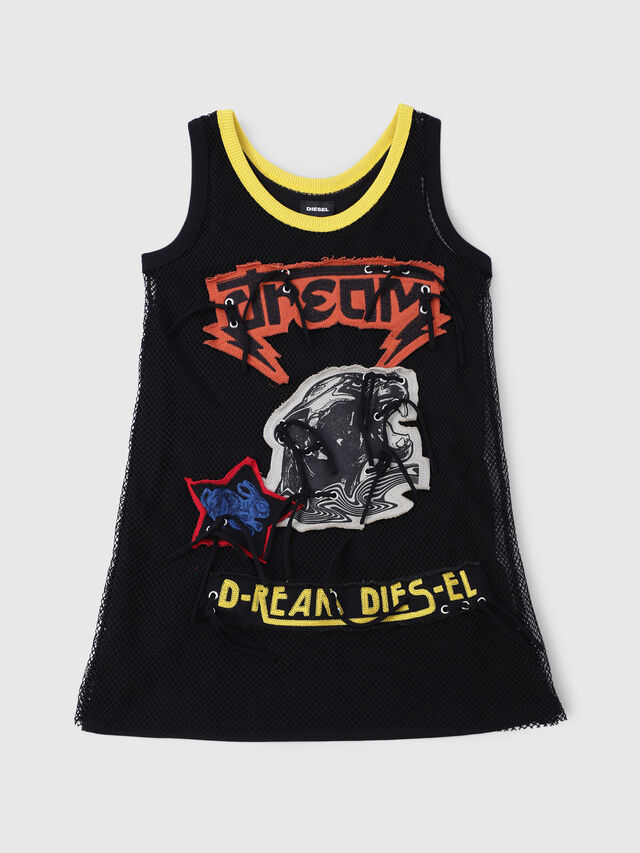 Diesel - TAIDAX, Black - T-shirts and Tops - Image 1