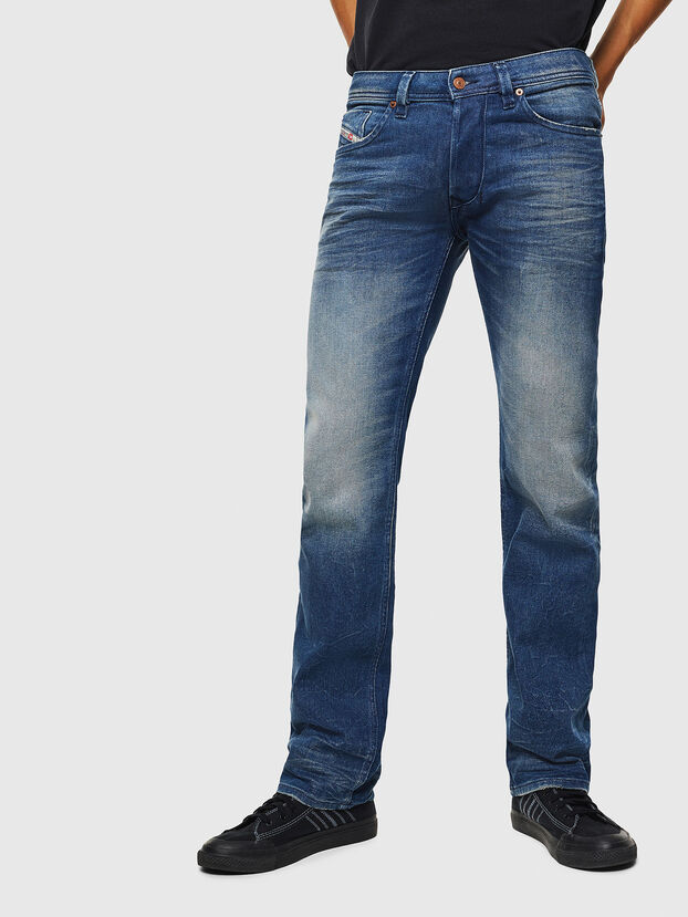 Larkee 0090D, Medium blue - Jeans