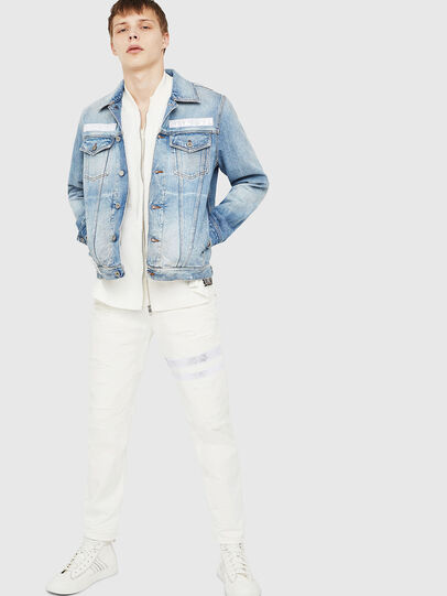 Diesel - NHILL-TM,  - Denim Jackets - Image 5