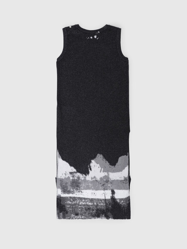 Diesel - DMLUKY, Black/White - Dresses - Image 2