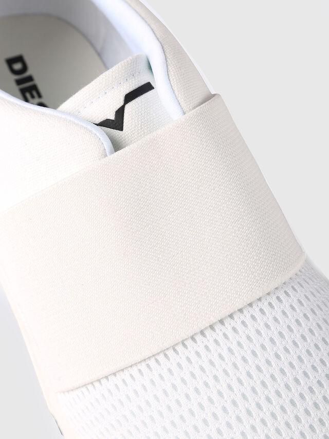 Diesel - S-KB ELASTIC, White - Sneakers - Image 4