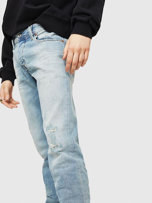 Diesel - Larkee-Beex 087AX, Light Blue - Jeans - Image 3