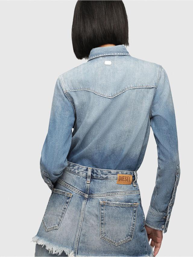 Diesel - DE-DESY-P, Blue Jeans - Dresses - Image 2