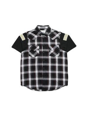D-WESTERNSPORT-C, Black - Shirts