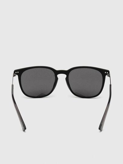 Diesel - DL0311, Black - Sunglasses - Image 4